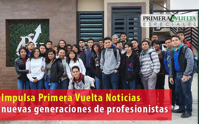 Primera Vuelta Noticias, empresa comprometida con la educación