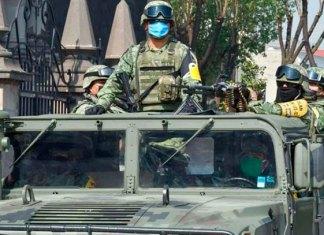 4T regresa al Ejército Mexicano a las calles del país