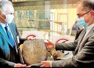 Recuperan dos obras robadas en el Museo del Louvre
