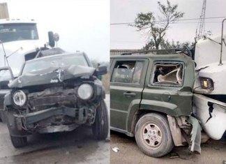 Se registra otro accidente en tramo carretero del norte de Veracruz
