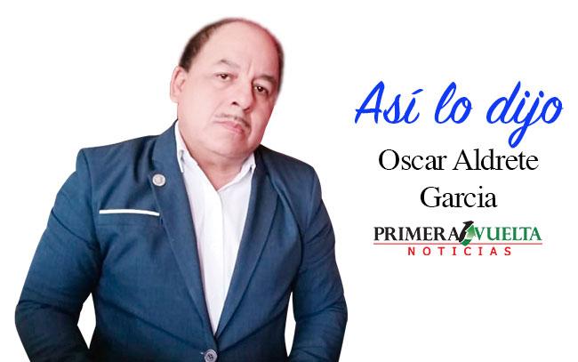 Oscar Aldrete García
