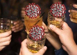 Coronavirus aumenta 30% casos de alcoholismo en jóvenes