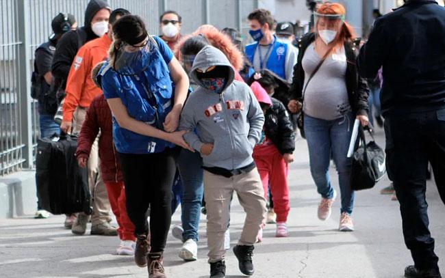 Estados Unidos se compromete a reunificar familias migrantes