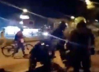 Indagan violación de policías a menor en Colombia