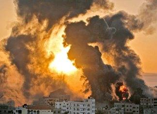 Israel y Hamás intensifican sus ataques en una ofensiva con al menos 60 muertos