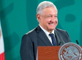López Obrador presume primer lugar mundial en índice de aprobación