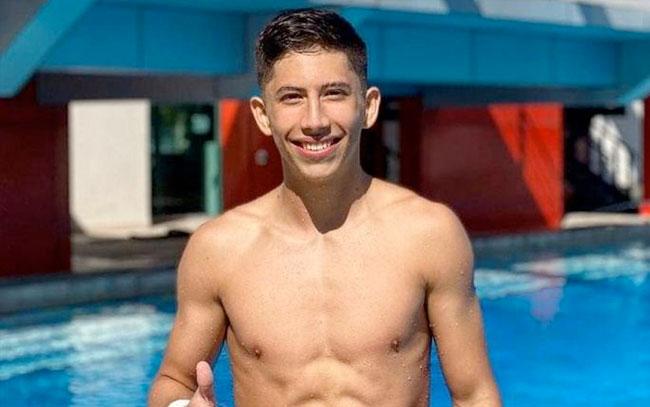 Randal Willars consigue plaza olímpica en plataforma