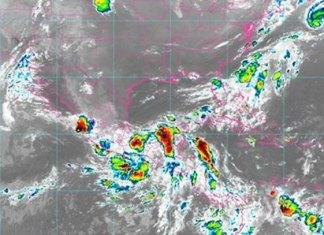 Probabilidad de lluvias fuertes