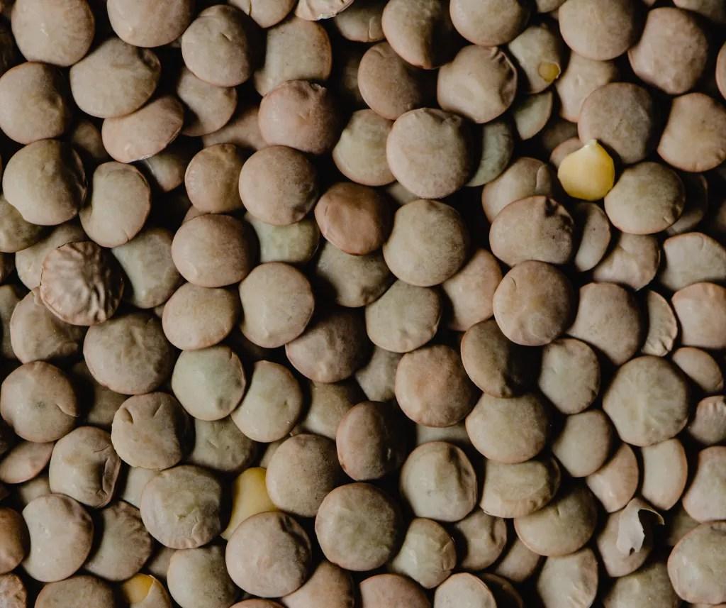 Imagen para ilustrar los alimentos de leguminosas