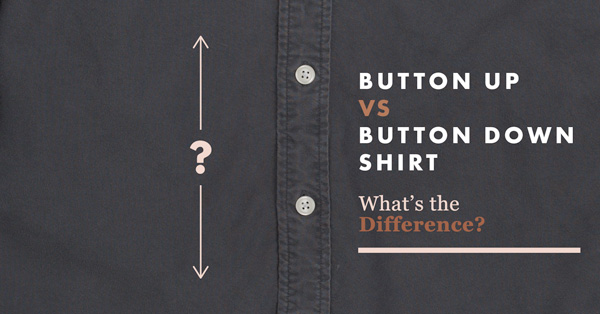 Button Up Vs Button Down Shirt - Qual é a diferença? 66