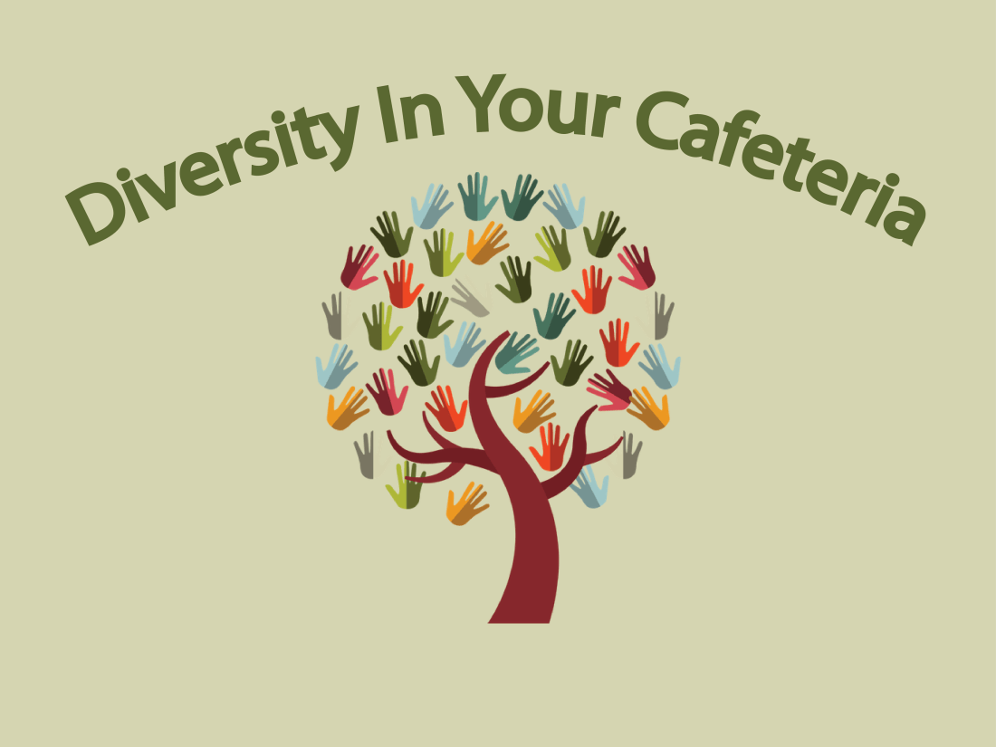 Diversity in Your Cafeteria - Cover
