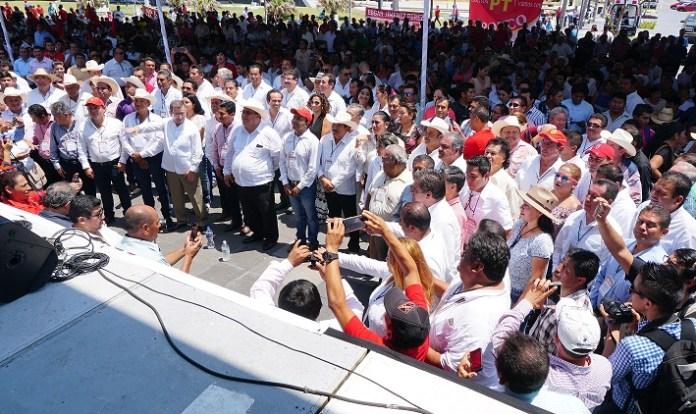 Candidatos petistas.