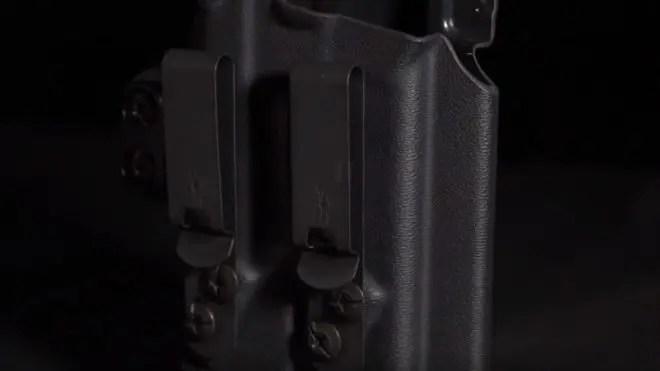 Tenicor T1 Belt Clips