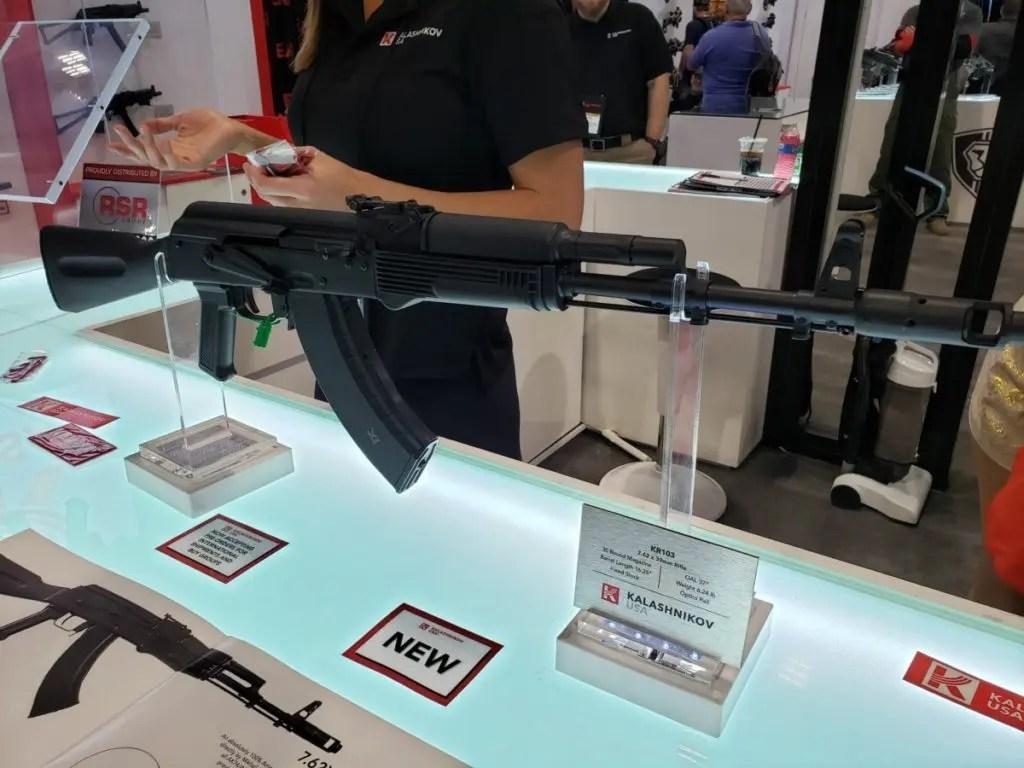 Kalashnikov USA KR-103