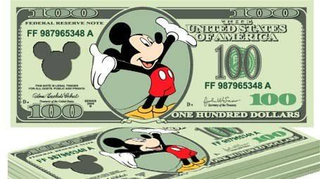 viaje barato disney mickey