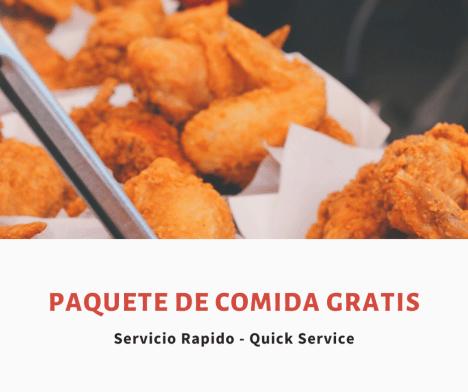 paquete viaje disney comida gratis servicio rapido
