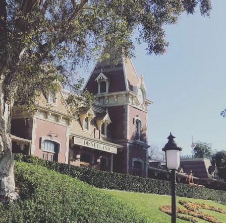 Disneyland entrada