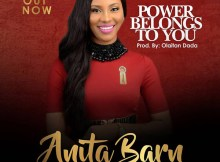 Anita Barn – Power Belongs To You