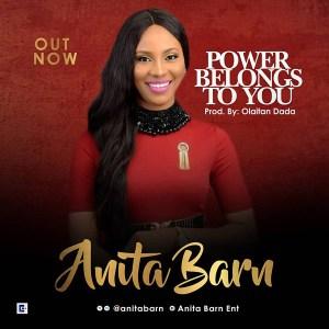Download Music: Power Belongs To You by Anita Barn