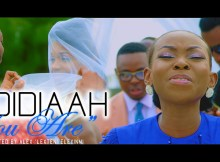 VIDEO: Jedidiaah – You Are