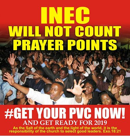 How to locate INEC voters registration centers in your area