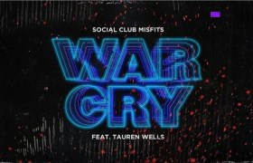 Social Club Misfits Ft. Tauren Wells – War Cry