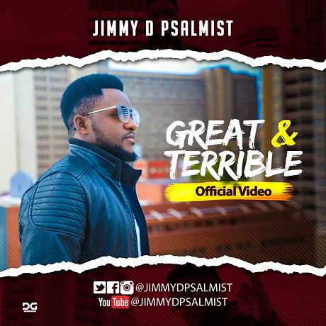 Jimmy D Psalmist Great & Terrible