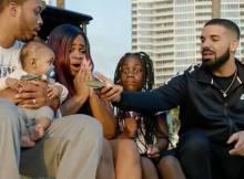 Drake's New Music Video : God's Plan rake over 1 million USD