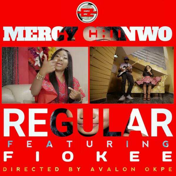 On A Regular Video By Mercy Chinwo Ft. Fiokee
