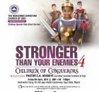 RCCG April 2018 Children Special Holy Ghost Service – Stronger Than Your Enemies 4 – Children of Conquerors