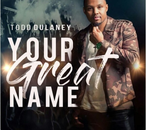 [Lyrics] Todd Dulaney Ft. Shana Wilson Williams – King of Glory (Mp3 Download)