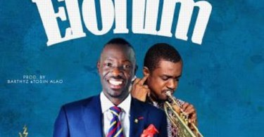 Download Music & Watch The Elohim Video By Tosin Alao Ft. Nathaniel Bassey