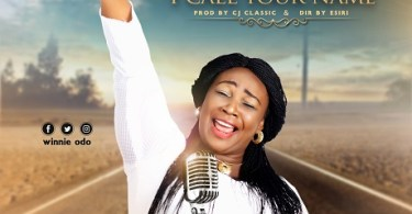 Download Music I Call Your Name Mp3 By Winnie Odo