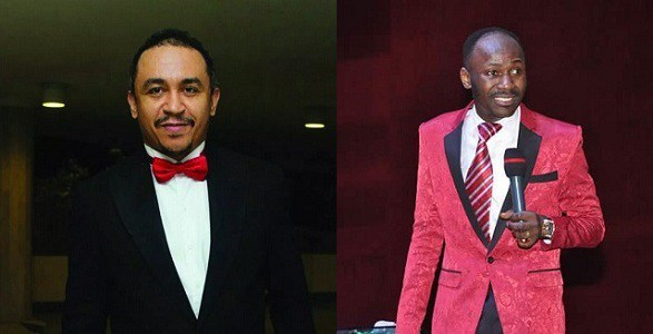 """Apostle Johnson Suleman - """"I Want To Love Daddy Freeze"""""""