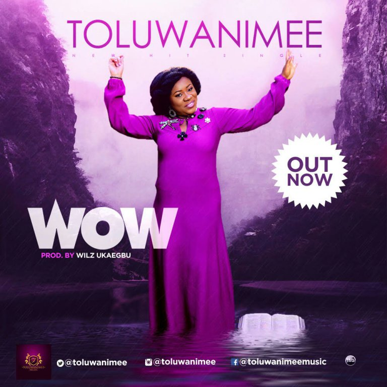 Download Music W.O.W Mp3 +Lyrics By Toluwanimee