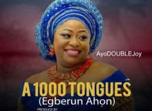 Download Music 1000 Tongues Mp3 By AyoDoubleJoy