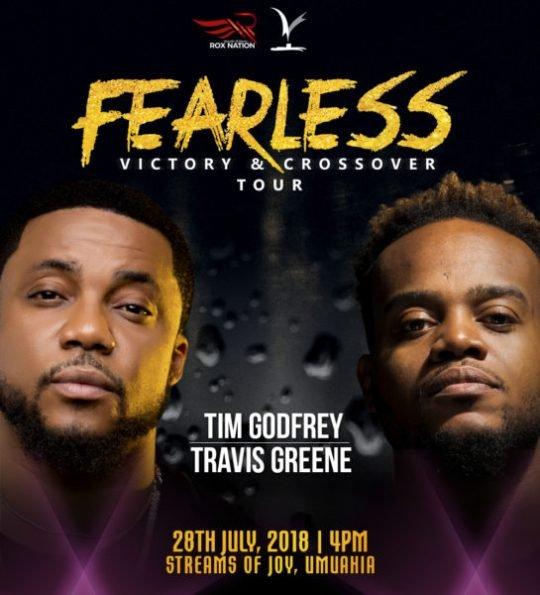 LAGOS – 27th of July | Venue: The Rock Cathedral, House On The Rock , Lekki Lagos | Time: 7pm
