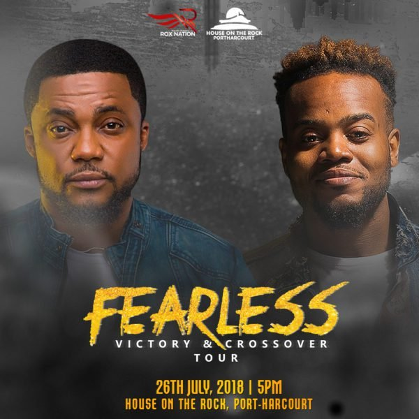 PORTHARCOURT – 26th of July  | Venue: House On The Rock, PH | Time: 5pm
