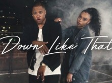 "Aaron Cole New Single ""Down Like That""Mp3 Featuring Koryn Hawthorne"