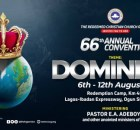 WATCH LIVE VIDEO DAY 3 RCCG AUGUST CONVENTION 2018