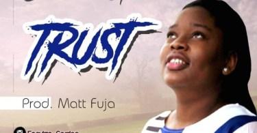 """Enjoy Debut Single """"Trust"""" Mp3 By Enavize Gordon"""