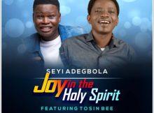 "Enjoy ""Joy In The Holy Spirit"" Mp3 + lyrics By Seyi Adegbola Ft. Tosin Bee"