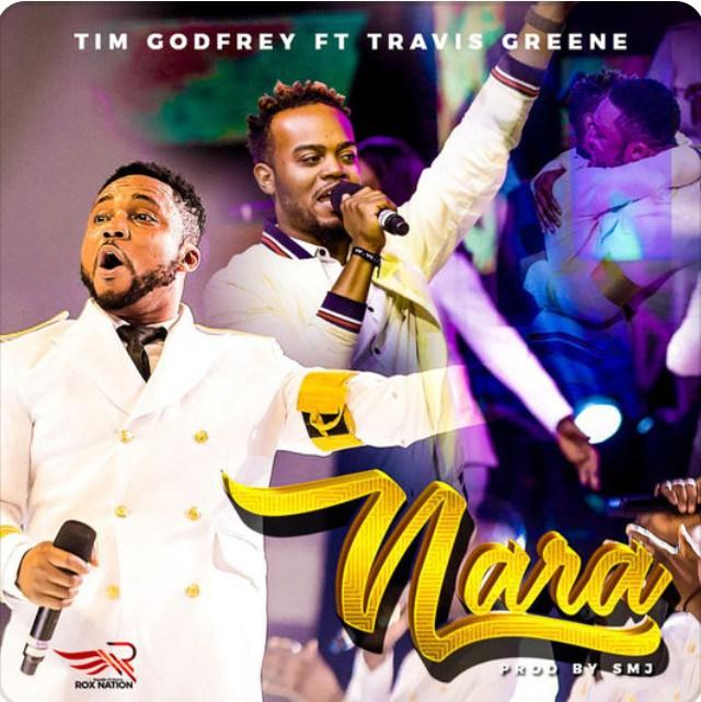 Tim Godfrey Nara Ekele featuring Travis Greene Live Video