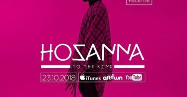 Watch video & download Hosanna To The King By Akesse Brempong