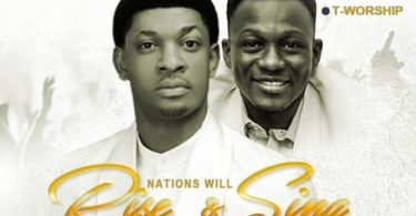 Enjoy Debut Nations will rise and sing mp3 by Steven Crown