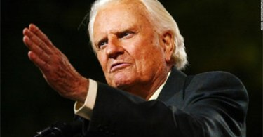 Billy Graham Devotional 28 November 2018 – The Sufficiency of God