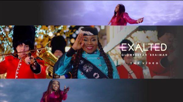 Watch Video & Download Exalted By Glowreeyah Braimah