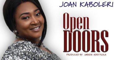 Watch Video & Download Open Doors By Joan Kaboleri