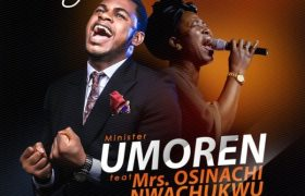 Download Music Jesus Christ Mp3 By Minister Umoren Ft. Osinachi Nwachukwu
