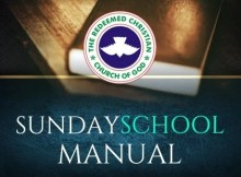 RCCG Sunday School TEACHER's Manual 7 April 2019 Lesson 32 – Physical Breakthrough